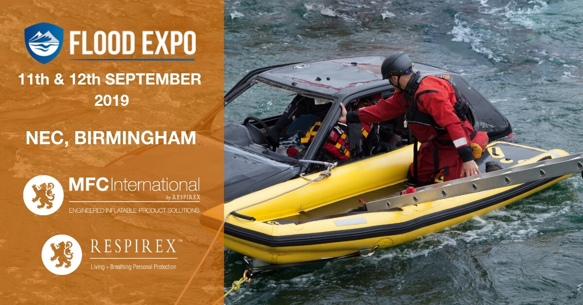 MFC International at the Flood Expo 2019