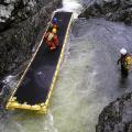 Airtrack Rescue Path